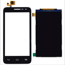 New Black White Touch Screen Digitizer Glass Sensor+LCD Display Screen For Alcatel One Touch Pop D5 5038 5038A 5038D 5038E 5038X