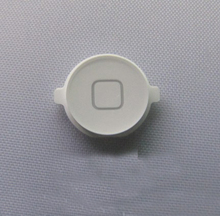 For iPod Touch 4th Generation Home Button with Adhesive White black