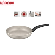 Frying pan with non-stick coating 26 cm NADOBA series MARMIA