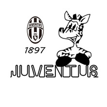New Juventus Football Creative Wall Stickers Room Bedroom Decoration Wall Stickers