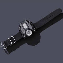 Outdoor Multifunctional Digital Wrist Watch with LED Flash Light Military Wristwatch