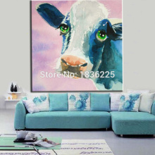 china home decor wholesale cow abstract paintings modern art paintings Canvas Oil Painting Wall art for modern house home decor
