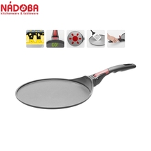 Heat-resistant non-stick coating and detachable handle 26 cm NADOBA series VILMA