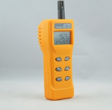 High Quality AZ-7755 Handheld Indoor Air Quality Meter CO2 Tester TEMP Test RH Monitor(China)