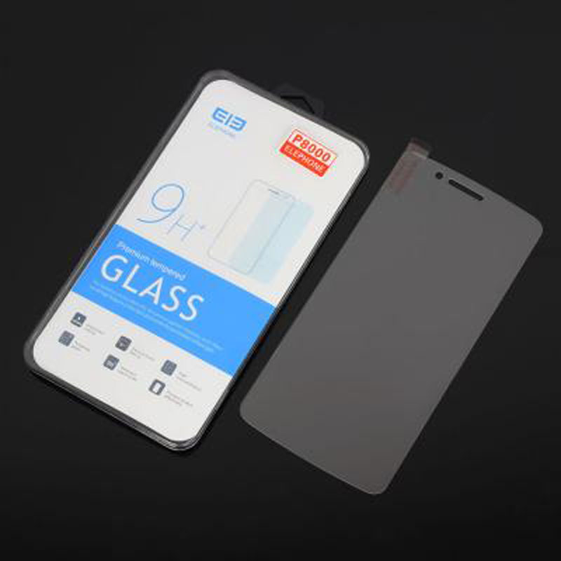 HD Ultra Thin 2.5D Original Tempered Glass Screen Protector Film Elephone P8000 / P7000 / P5000 / P3000S / C1 / G7
