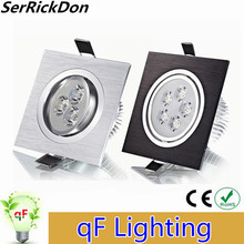 The new Super Bright Recessed LED Dimmable Downlight 6W 10W 14W LED Spot light LED decoration Ceiling Lamp AC 110V 220V(China)