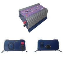 1000W MPPT Grid Tie Solar Power Inverter 45-90V DC input 110V or 220V AC 1kw mppt on grid tie inverter