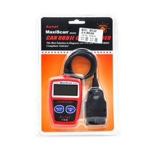 Free shipping Super Autel MaxiScan MS309 CAN BUS OBD2 Code Reader OBD2 OBD II Car Diagnostic Tool Autel MS 309 Code Scanner