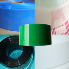 PVC Heat Shrink Tubing 155mm Diameter 98mm New High Quality Color Selectable(China)