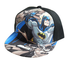 2017 New Fashion Brand Batman vs Superman baseball cap kids Casual Adjustable Bone Hip Hop Snapback Caps Hats