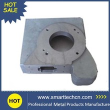 Custom aluminum die casting machinery spare part with CNC machining and anodize(China)
