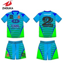 Full Sublimation Soccer Uniform Wholesale Price Hot sale(China)