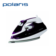 Polaris PIR 2468AK Electric Steam Iron 2400W Powerful Steam Iron Self cleaning Function Auto off Ceramic Base plate