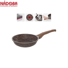 Frying pan with non-stick coating 20 cm NADOBA series GRETA