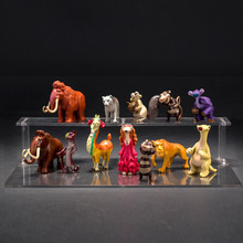 Ice Age 5 Action Figure Toys, 12pcs/lot 5cm PVC Ice Age Figure Model Doll, Collectible Toys For Kids, Anime Brinquedos