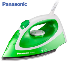 Panasonic NI-P210TGTW Steam Iron with titanium nonstick soleplate electric steamer ironing machine household non-stick baseplate
