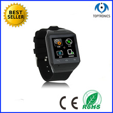 "1.54""touch Screen Wristwatch Handsfree GSM FM Sync Bluetooth Smartwatch phone watch Cell Phone TF Android wrist watches"