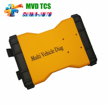 2016 High Quality Multi Vehicle Diag NEW Design CDP MVD TCS CDP Pro Plus Support Multi-language 3 in1 CAR+TRUCK+Generic