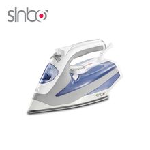 Sinbo SSI 2870 Electric Iron powerful steam 2200W vertical steaming Sole ceramic Automatic adjustment of steam