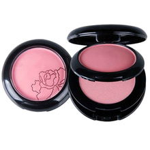 Double Color Makeup Blush Face Blusher Powder Palette Cosmetics Free Shipping Professional Makeup Product