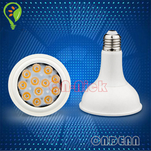 12W PAR30 Dimmable LED Lamp CE,RoHS Warm White Cool White Indoor lighting AC 85-265V Free Shipping