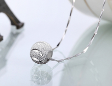 Newly Arrival Trendy Charming Jewelry Accessories Silver Plated Good Luck Female Pendant WITHOUT CHAIN NL-0568