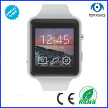 high quality Clock Sync Notifier SmartWatch With Sim Card Bluetooth Connectivity phone watch with camera For IOS android phones