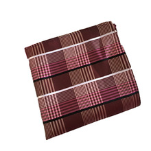 New 10 Color Men's Square  Pocket gentleman Handkerchief married Printing  Vintage Hankies 0013