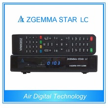 2 pcs/lot Enigma2 Linux cable set top box DVB C Zgemma-star LC
