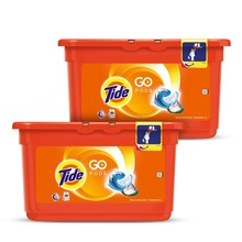 Washing Powder Capsules Tide Alpine Fresh Pods (30 Tablets) x 2 Laundry Powder For Washing Machine Laundry Detergent