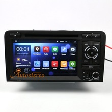 Android 5.1.1 HD Car GPS Navigation Headunit Autoradio Stereo Navi for Audi A3 S3