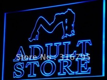 i771 Adult Store Toys Shop Bar Sex XXX NEW Light Sign On/Off Swtich 7 Colors