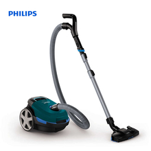 Philips Performer Compact Vacuum cleaner with bag 2000 W AirflowMax technology ExtraClean nozzle Remote control FC8391/01