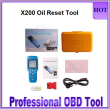 2016 Newest Version X200 Key Programmer Professional Handheld Device x200 Oil Reset Tool Original X-200 forVW forAudiIn Hot Sale