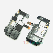 SIM SLOT TRAY BUZZER RINGER FLEX CABLE FOR SAMSUNG WAVE S8500 #F235
