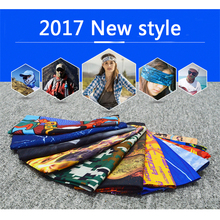 Woman And Man Head Bands Outside Sport Seamless Scarf Veil Motorcycle Cool Headband Skull Bandanas Multi-function Hat(China)