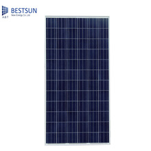 wholesale solar panel manufacturer BESTSUN BS-320w POLY solar flexibles Solarmodul PV solar power system price per watt solar ph(China)