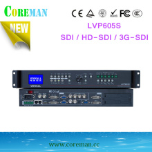 SDI / HD-SDI / 3G-SDI LVP605s video wall processor p6p8p10 rental outdoor full color led display screen