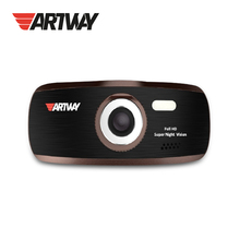 Artway 390 5V DVR Tachograph 2.7 inch Screen LED Light 32GB SD Card with 1920* 1080 Resolution  ship From Russia