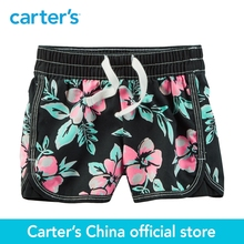 Carter's 1pcs baby children kids Floral Print Poplin Shorts 278G187,sold by Carter's China official store