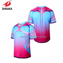 2016 Hot sale design Men's Soccer football Club jerseys Full Sublimation Suit