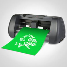 VEVOR 14inch USB Sign Sticker Making Cutting Plotter Machine High Quality Tenth Artcut vinyl cutter Free shipping