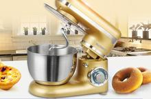 High quality Food mixer with mixing bowl 220V-240V,600W stand mixer cook machine dough mixer machine