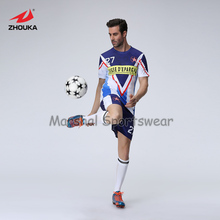 Newest design,wholesale price,100%polyester,high quality,sublimation soccer jersey,MOQ 5pcs/sets,any color can be customized