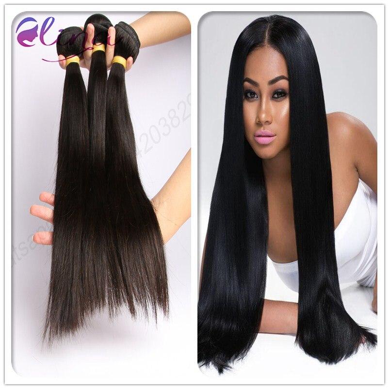 Sunny Hair Products Brazilian Virgin Hair Straight 3 Bundles Lot Grade 9A Brazilian Human Hair Weave Bundles Brazilian Hair Weft<br><br>Aliexpress