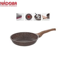 Frying pan with non-stick coating 24 cm NADOBA series GRETA