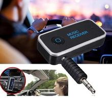Bluetooth V4.1 3.5mm Car AUX Bluetooth Wireless Stereo Audio Music Receiver Adapter For iPhone Perfect Fashion Design @111(China)