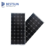 BS-150W China best PV supplier ABTSOLAR BESTSUN Mono 150 watt photovoltaic solar panel 15V(China)