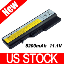 1.1V 5200mAh Replacement Battery For IBM Lenovo 3000 G460, G465, G560, 57Y6454(China)