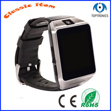 cheap original quality competitive smart phone watch colorful smart watch with GSM/GPRS wristwatch with sim card camera